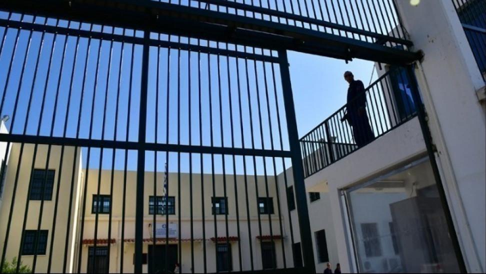 Έκτακτη έρευνα στις φυλακές Δομοκού: Εντοπίστηκαν ηρωίνη, μαχαίρια, σουβλιά κινητά τηλέφωνα