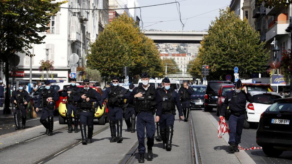 Επίθεση με μαχαίρι στη Νίκαια της Γαλλίας – Toυλάχιστον ένας νεκρός