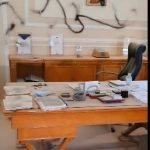 Επίθεση αγνώστων στον πρύτανη του ΟΠΑ (video)